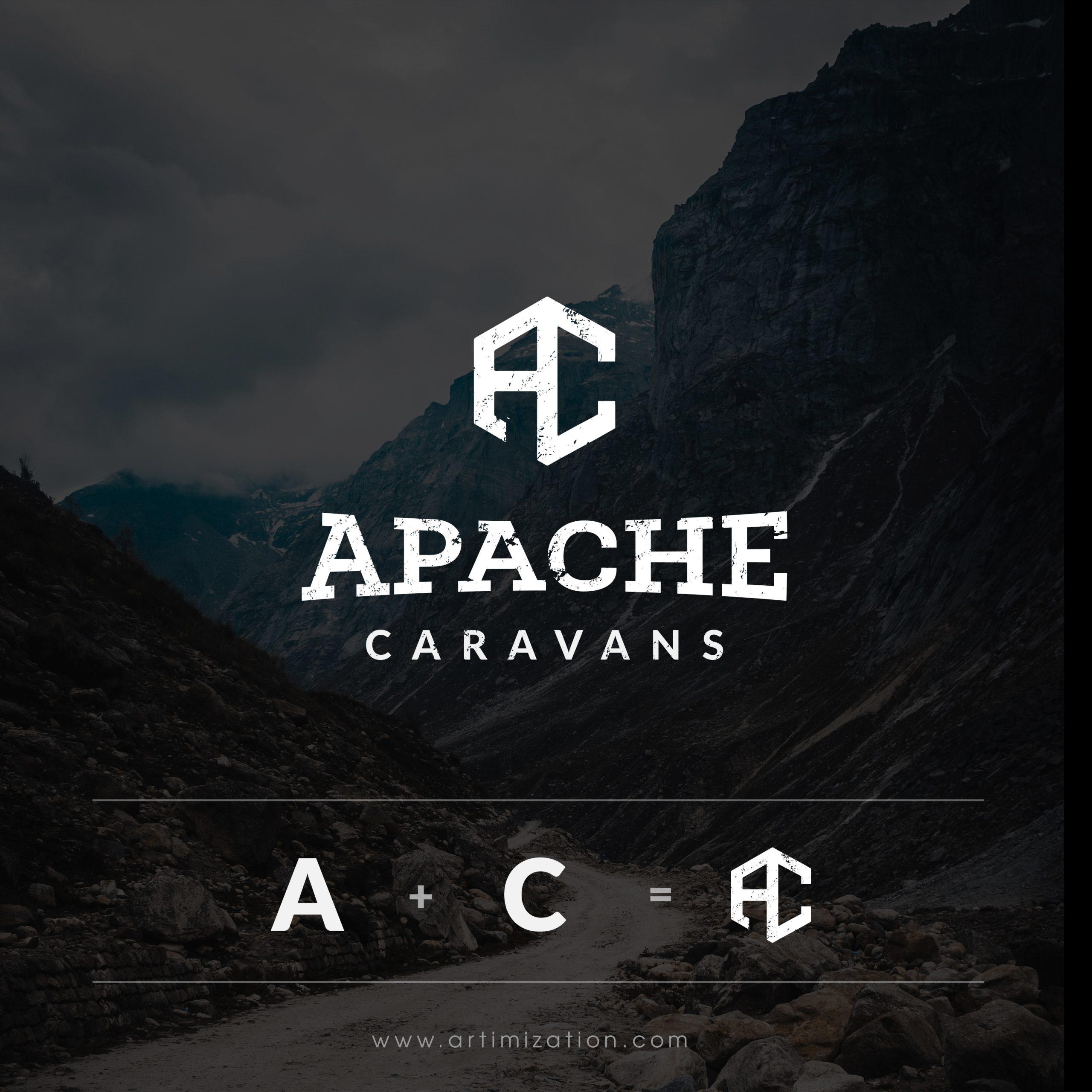 a c logo